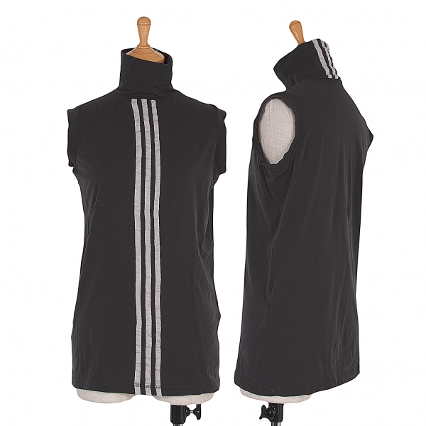 Yohji Yamamoto FEMME 3 line sleeveless Size 2(K-55356)