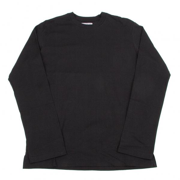 Yohji Yamamoto POUR HOMME Side Tag T Shirt Größe 4(K-55400)