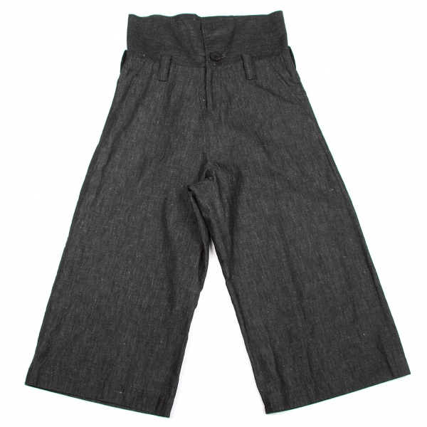 Y's High waist wide pants Größe 1(K-56419)