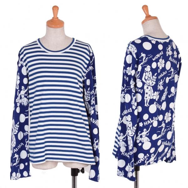 COMME des GARCONS COMME des GARCONS T Shirt Größe M(K-56837)