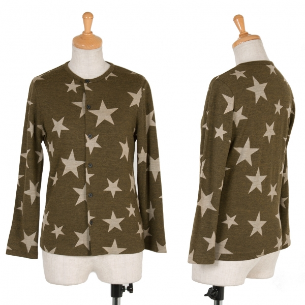 Star Cardigan Taille 56855 Y's Pattern 3k PuXkZi
