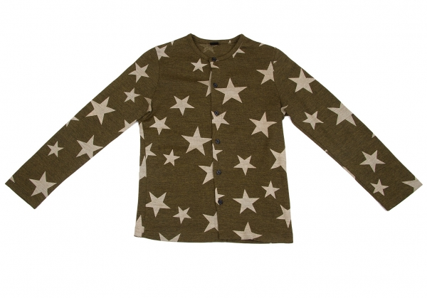 Cardigan Y's Pattern k Star Taille 3 56855 qFUEAFwx
