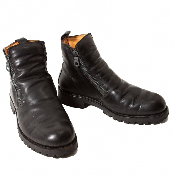 Y's for Uomo riri Zip Chakka boots Size About   9.5(K-56967)