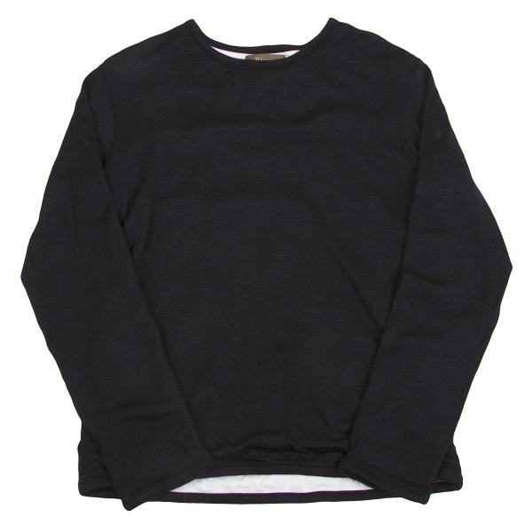 Y's for men Reversible Knit Sweater Größe 3(K-57395)