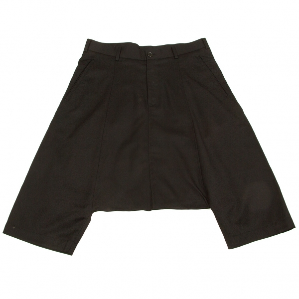COMME des GARCONS Dropped Credch Pants Size S(K-58001)
