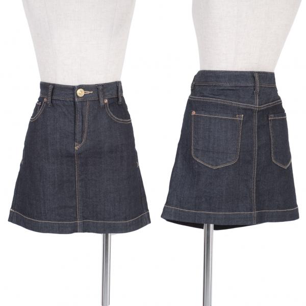 Paul Smith Denim Skirt Size 40(K-58248)