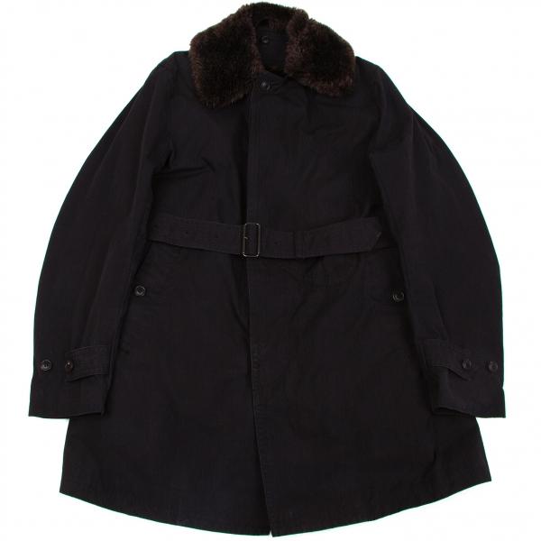 N.HOOLYWOOD Fur liner Military Coat Größe 36(K-58395)