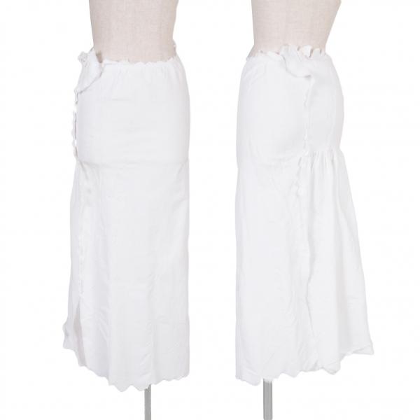 ISSEY MIYAKE A.POC Cutting Skirt Size 2(K-58493)