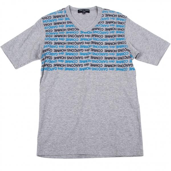 COMME des GARCONS HOMME Logo Print T Shirt Size M(K-58809)