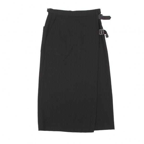 Yohji Yamamoto POUR HOMME Mens Skirt Size 1(K-58841)