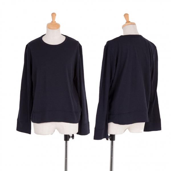 COMME des GARCONS Wool connecting  Shirt Size M(K-59318)