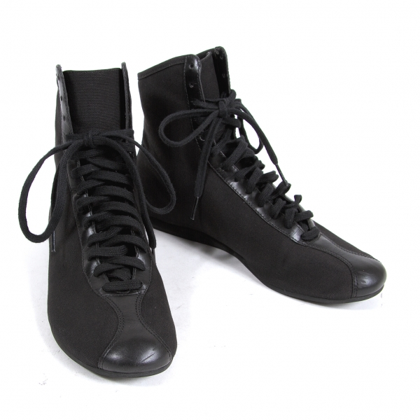 Y's adidas CAMBAS MID Sneakers Size (K-59563)