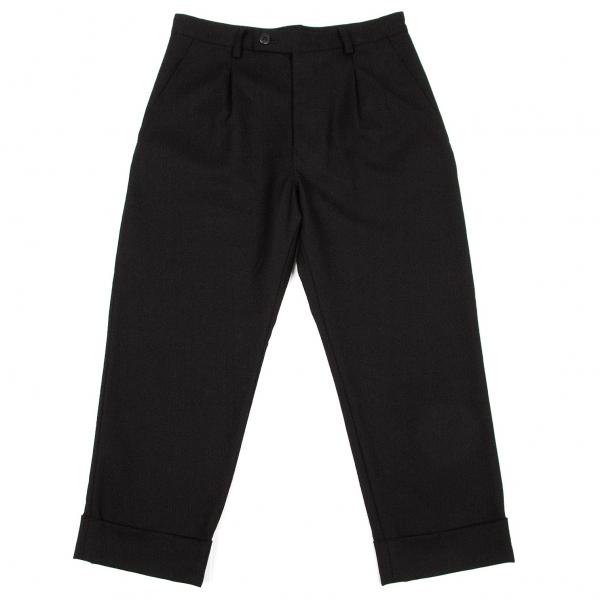 Y's Wool Cropped Pants Size 1(K-59608)