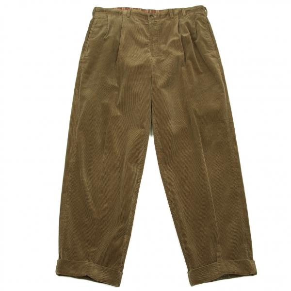 Papas Cotton Corduroy Pants Size 54XL(K-59647)
