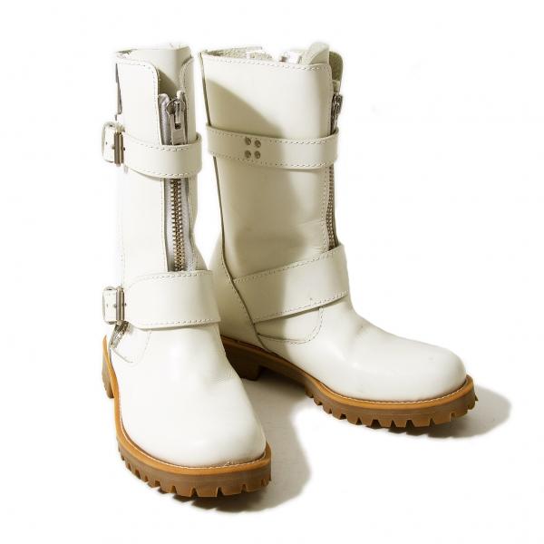 JUNYA WATANABE Side Zip Boots Size US 8(K-59977)