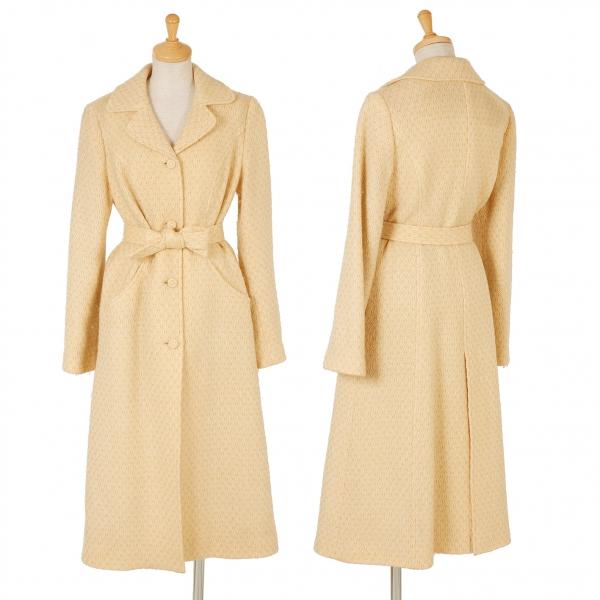 Sybilla Wool Long Coat Size S-M(K-59982)