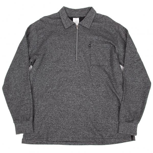 Agnes b. homme Marble Zip Pullover Größe 3(K-60452)