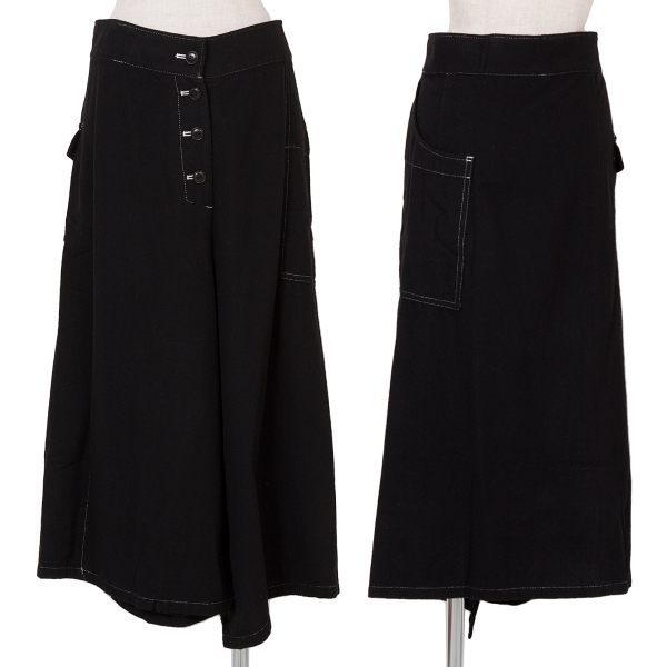 Y's Y's Wool Stitch Design Skirt Size 2(K-60859)