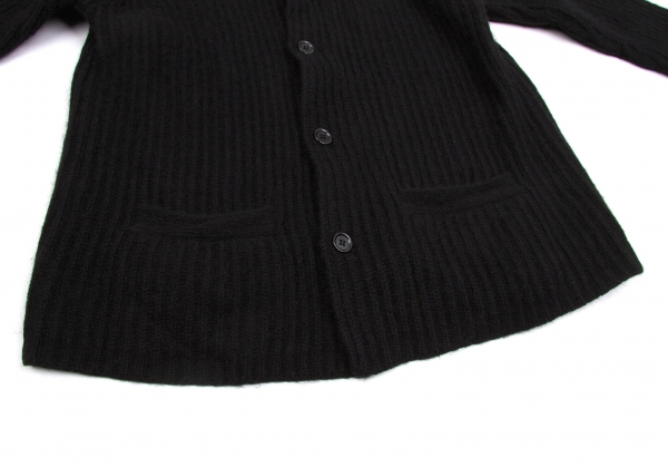 BEAMS Low Low Low Gauge Knit Blouson Size M(K-61651) b24bde