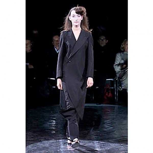 Yohji Yamamoto FEMME Tapered Pants Size 1(K-61726)