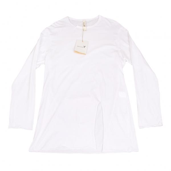 Yohji Yamamoto Ground Y  Long Sleeve T Shirt Size 3(K-61773)