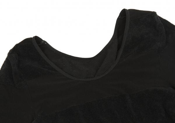 shirt 61848 Striped T Maat mk Switch Pleats Please Stretch S 1lFKJc