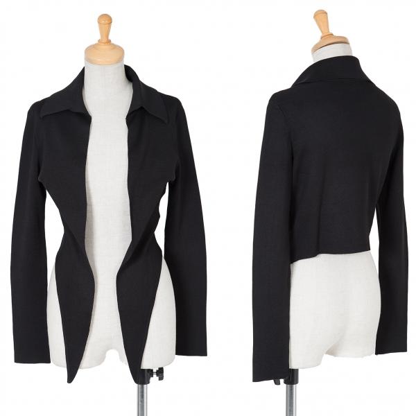 FOXEY BOUTIQUE Cotton Poly Stretch Bolero Size 40(K-61960)