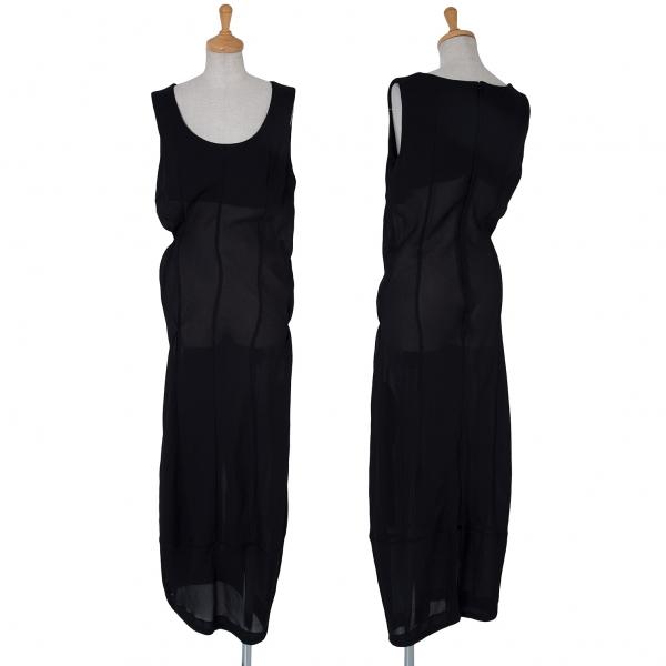 COMME des GARCONS Polyester Mesh Dress Size M(K-62530) M(K-62530) M(K-62530) 1bc9df