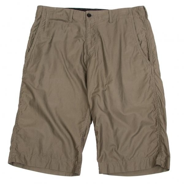 COMME des GARCONS HOMME Cotton Shorts Size S(K-62618)