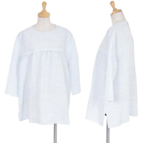 Mademoiselle NON NON Long Sleeve Shirt Size SM(K-63031)