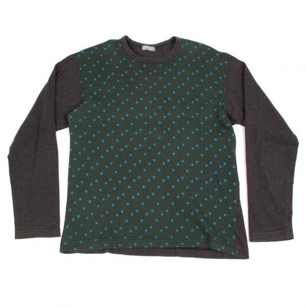 COMME des GARCONS HOMME Long Sleeve T Shirt Size SM(K-63189)