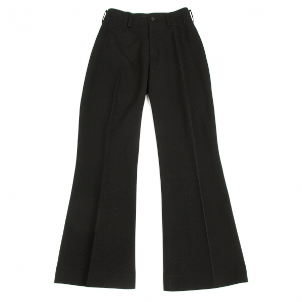 Y's Wool Gabardine Pants Größe S-M(K-63591)
