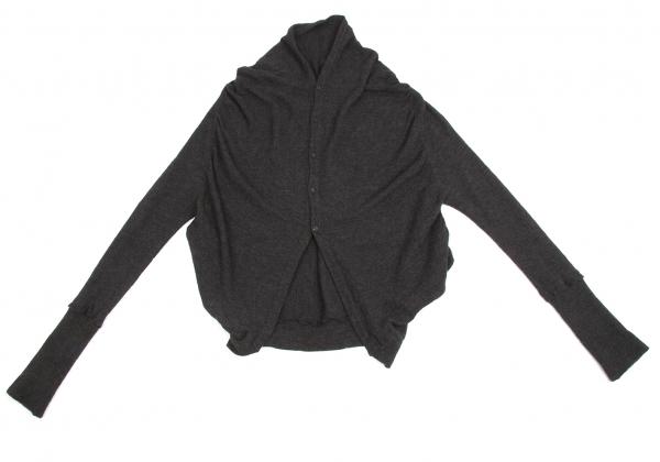 Y's Sleeve Sleeve Sleeve Shift Dolman Cardigan Size 2(K-63660) e81d88