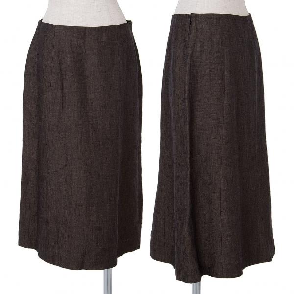 MARGARET HOWELL Linen Skirt Size R(K-65140)