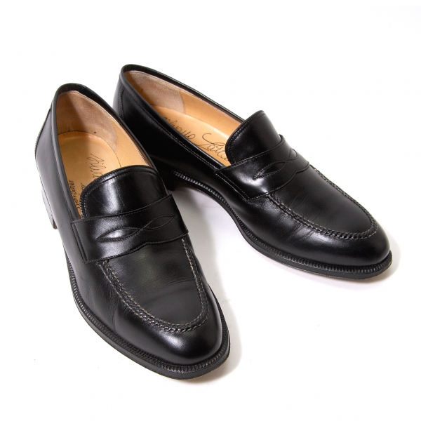 Silvano Silvano Silvano Lattanzi Leather Coin Loafers Size 34(K-65274) 65c6e0