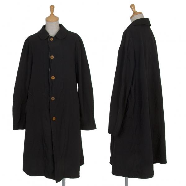 COMME des GARCONS COMME des GARCONS Poly Dyed Coat Black M