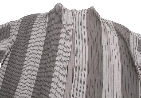 JURGEN JURGEN JURGEN LEHL Striped Buttonless Cardigan Size M(K-67040) eee9af