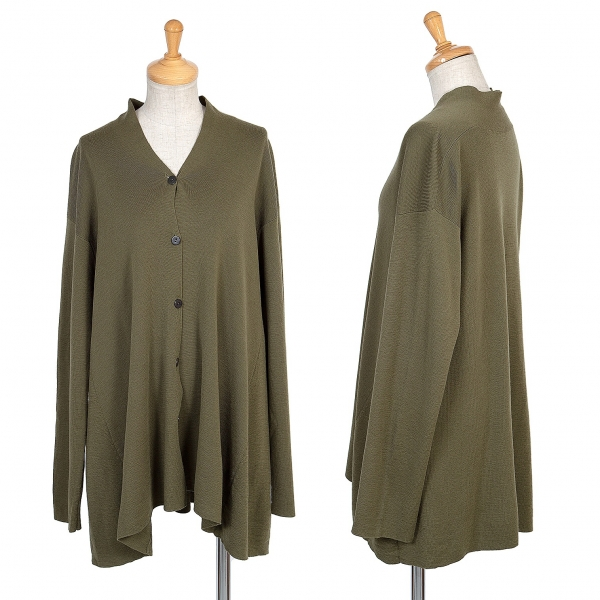 JURGEN LEHL Wolle Big Cardigan Größe M(K-67725)