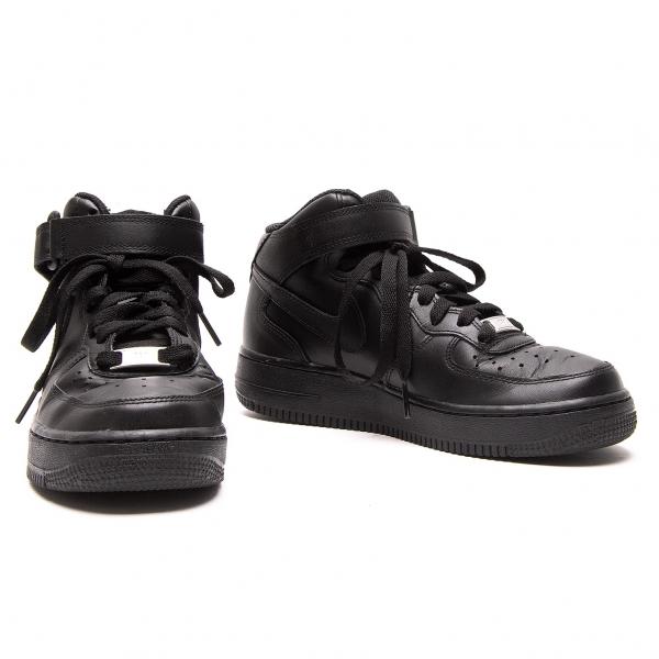 Nike Air Force 1 High top Sneaker Black