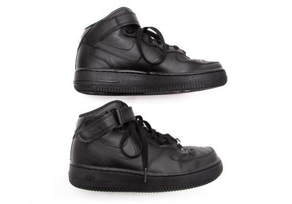 vapor Subproducto predicción  Nike Air Force 1 High top Sneaker Black US 6 | PLAYFUL