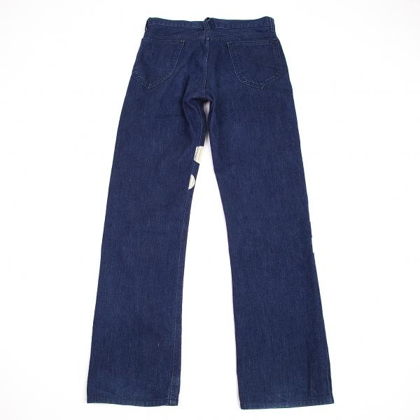 ISSEY-MIYAKE-MEN-Lee-Polka-dot-Printed-Jeans-Size-29-K-68780 thumbnail 12
