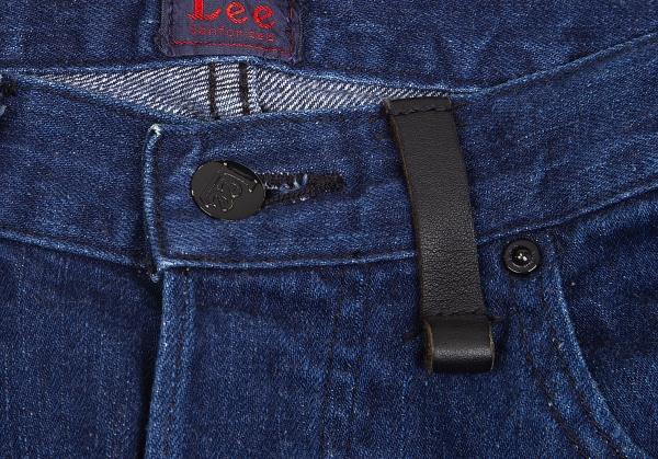 ISSEY-MIYAKE-MEN-Lee-Polka-dot-Printed-Jeans-Size-29-K-68780 thumbnail 4