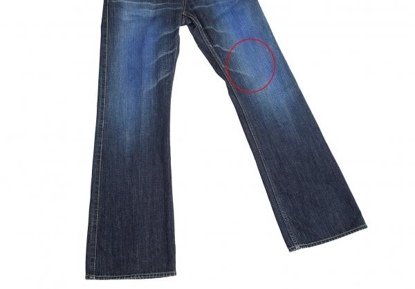 ISSEY-MIYAKE-MEN-Blue-Printed-Jeans-Size-1-K-68957 thumbnail 10
