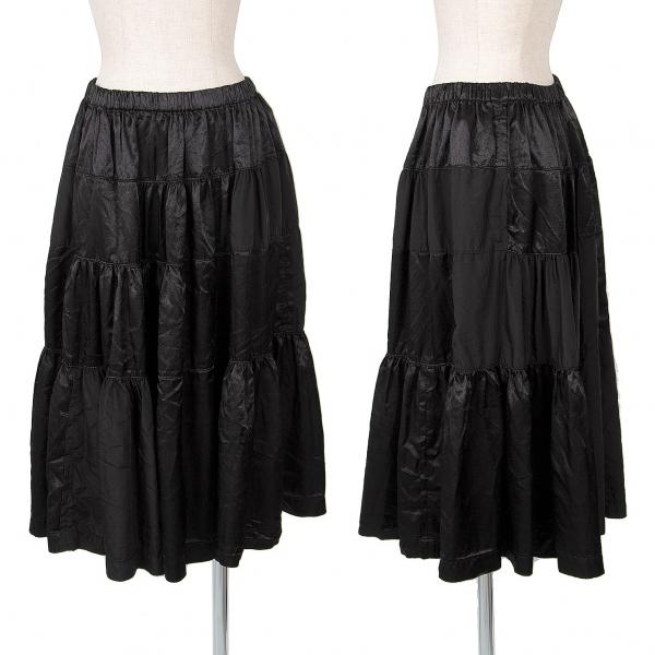 Tricot comme des garcons teñido de retazos Falda  Talla S-M (K-69002)  tienda