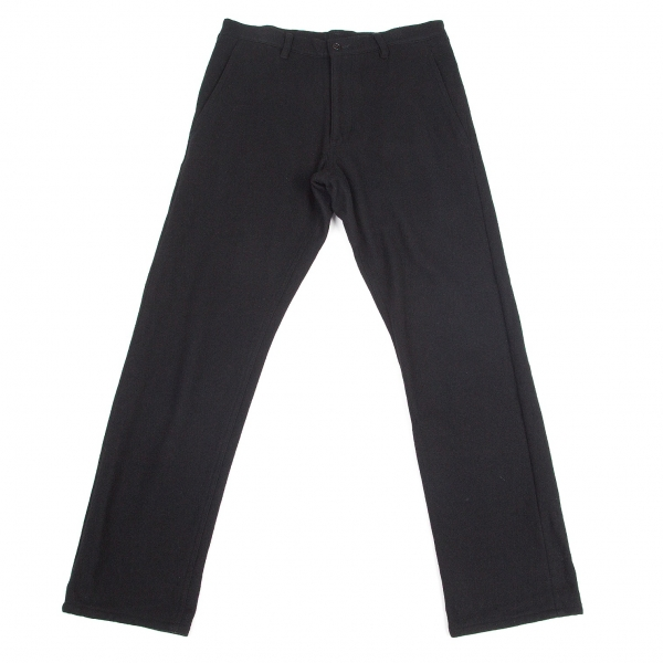COMME-des-GARCONS-Wool-Brushed-Pants-Size-XS-K-69555