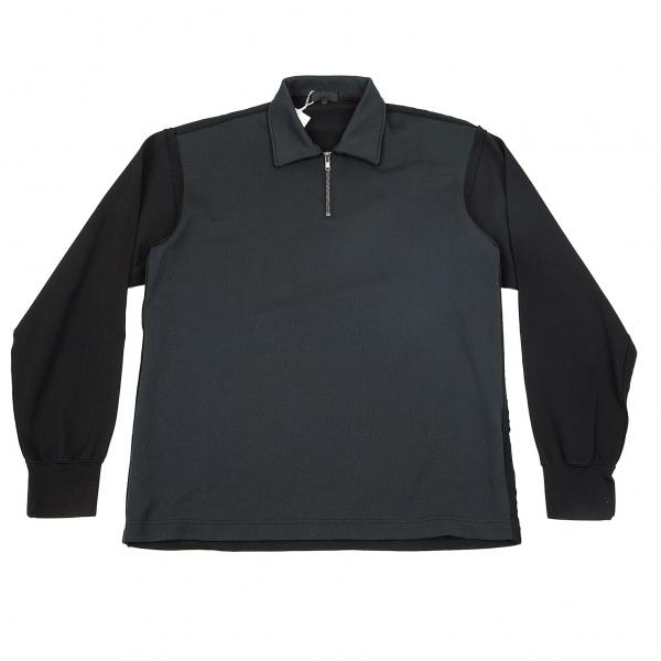 COMME des GARCONS HOMME Dyed Long Sleeve T hemd Größe M(K-71428)