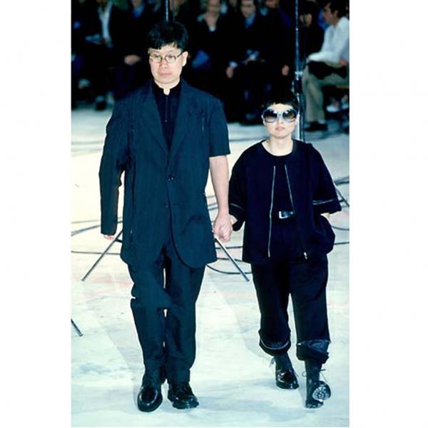 ヨウジヤマモト プールオムYohji Yamamoto POUR HOMME ウールギャバ袖着脱ジップデザインジャケット 黒M