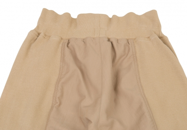 thumbnail 12 - ISSEY MIYAKE Rib Switched Pants Size 9(K-77099)