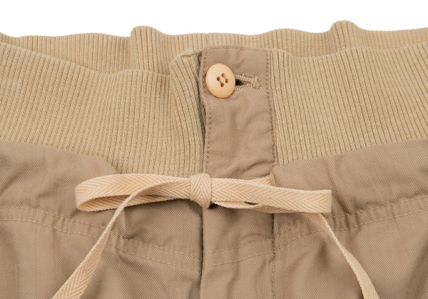 thumbnail 4 - ISSEY MIYAKE Rib Switched Pants Size 9(K-77099)