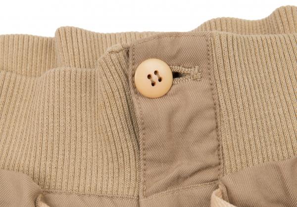 thumbnail 5 - ISSEY MIYAKE Rib Switched Pants Size 9(K-77099)